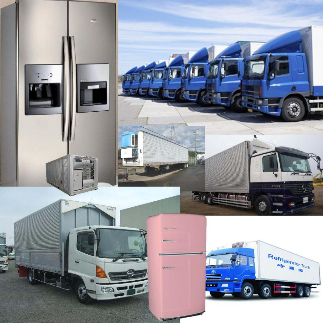 RefrigeratorTrucks
