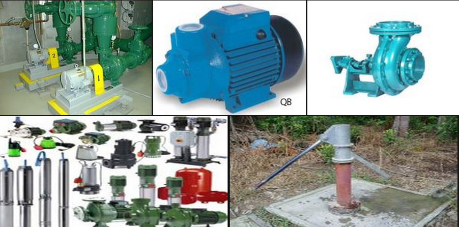 Water-Pumps